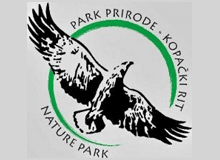 Javna ustanova Park prirode Kopački rit Osijek logo
